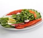 vegetable-platter